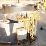 Producción de tanques